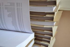 Срок хранения документов по заработной плате